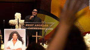 Natalie Cole's Funeral Back In 2016