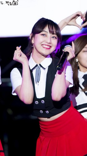Twice (JYP Ent) वॉलपेपर entitled 170526 Jihyo