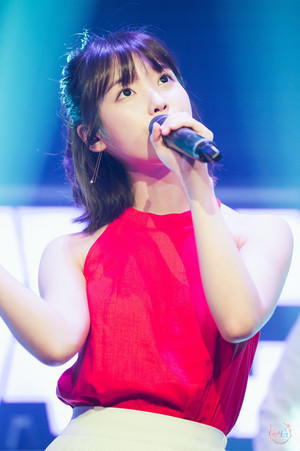 170714 IU at Sudden Attack Champions League by 남원현