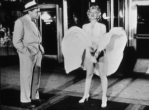 1955 Film, The Seven an Itch