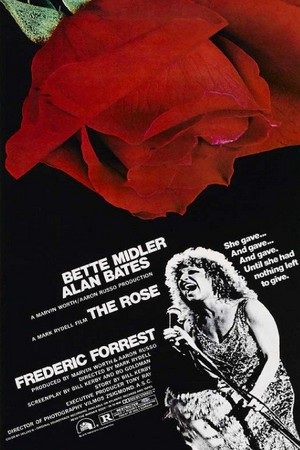 1979 Movie Poster The Rose