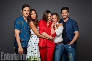 Once Upon a Time Cast at San DIego Comic Con 2017