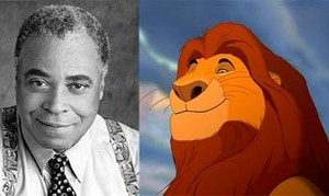 Voice Actor, James Earl Jones