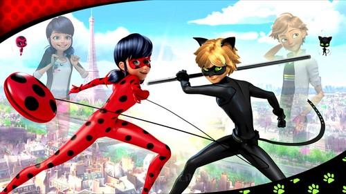 Miraculous Ladybug Hintergrund called 5558