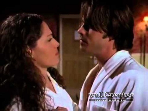 TV-Paare Hintergrund titled 7TH Heaven Couples