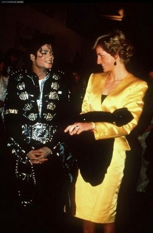 Backstage With Michael Jackson 1988