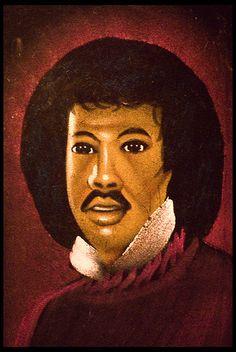 80's music wallpaper entitled Lionel Richie