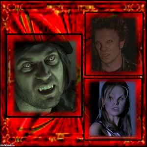 A Crime Fighting Vampire Family