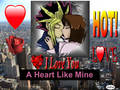 A Heart Like Mine - yu-gi-oh fan art