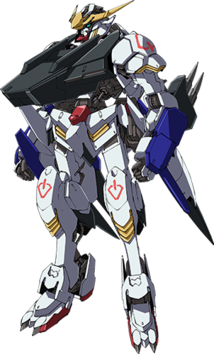 iron blooded orphans images asw g 08 gundam barbatos 5th form space