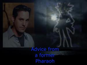 saran from a former Pharaoh
