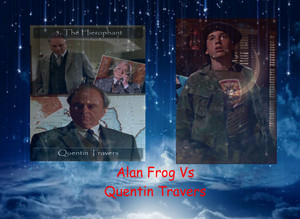 Alan Frog Vs Quentin Travers