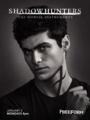 Alec Lightwood  - shadowhunters-tv-show wallpaper