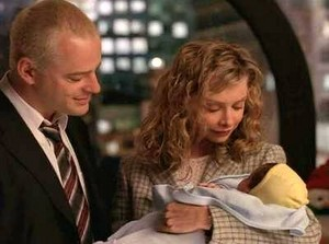 Ally & Billy w/ Baby