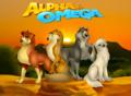 Alpha and Omega  - alpha-and-omega fan art