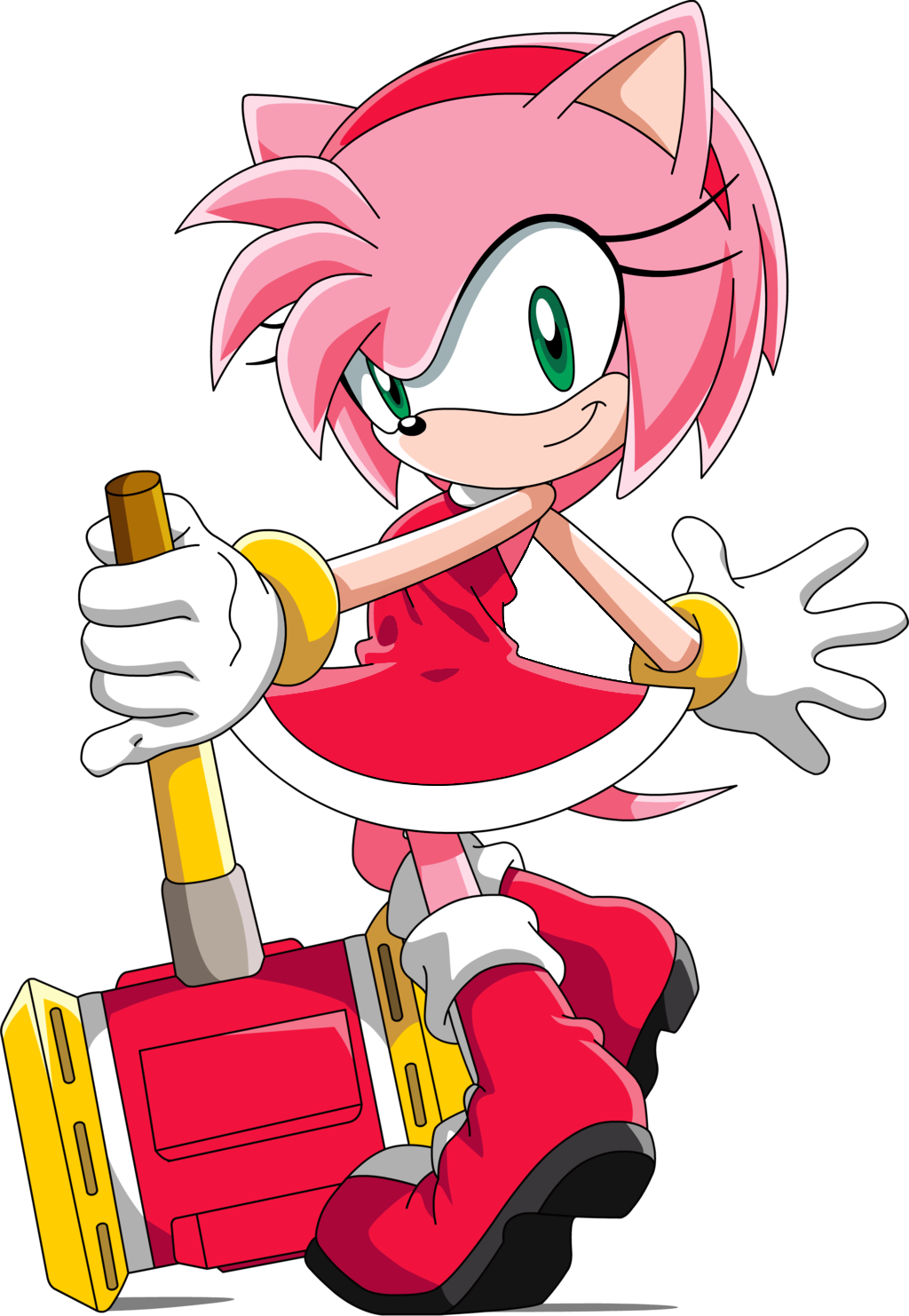 sonic Sonic x amy rose and