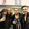 Andy and CC - christian-coma photo