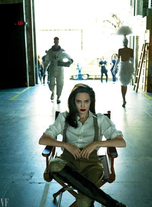 Angelina Jolie ~ Vanity Fair ~ September 2017