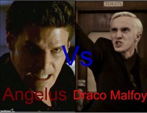 Angelus Vs Draco Malfoy