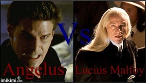 Angelus Vs Lucius Malfoy