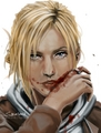 Annie - shingeki-no-kyojin-attack-on-titan fan art