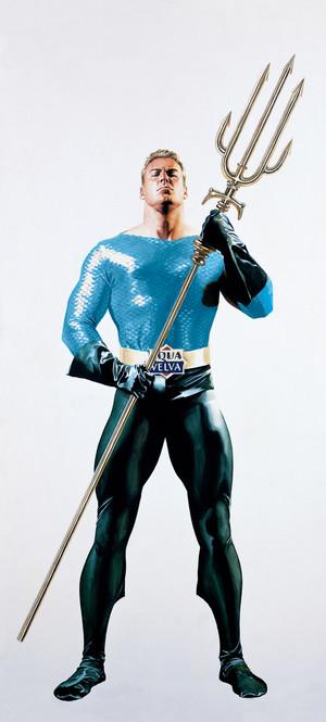 Aqua Velva Man