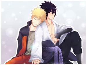 Art Prize Sasuke and naruto