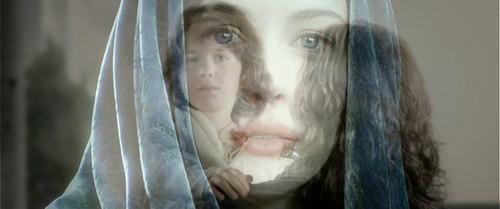 द लॉर्ड ऑफ द रिंग्स वॉलपेपर called Arwen and Aragorn