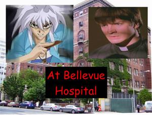At Bellevue Hospital