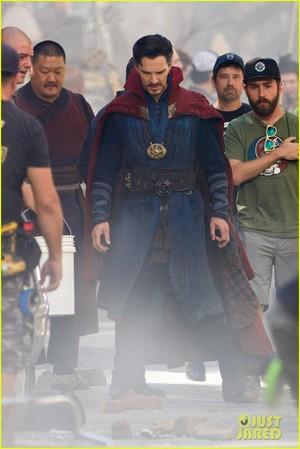 Avengers Infinity War - 防弾少年団