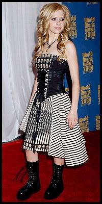 Music wallpaper called Avril Lavigne