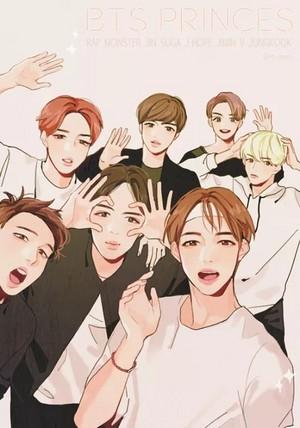 BTS Fanart