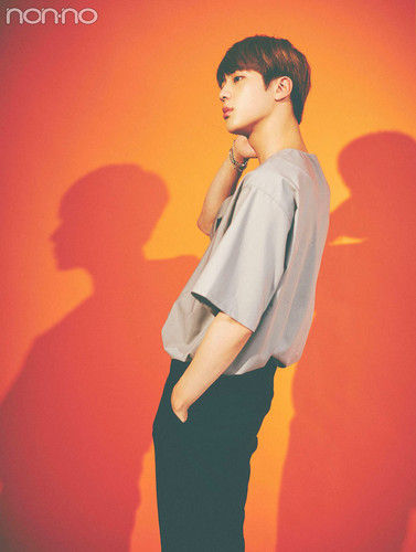BTS Обои entitled BTS – Nonno Photoshoot