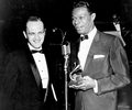 Backstage At The 1961 Grammy Awards - nat-king-cole photo