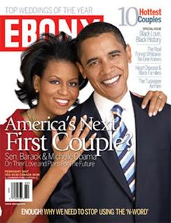 On The Cover Of EBONY Magazine