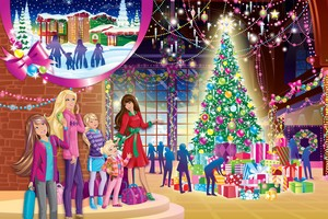 Barbie: A Perfect pasko