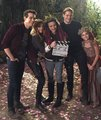 Behind The Scenes - shadowhunters-tv-show photo