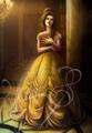Belle  - disney fan art