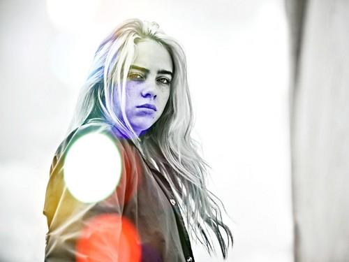 Billie Eilish fondo de pantalla titled Billie fondo de pantalla