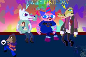 Birthday VQ