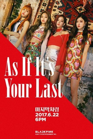 Black roze reveals song titel 'As If It's Your Last'