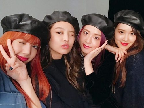 Black 粉, 粉色 壁纸 called Blackpink♥ ღ