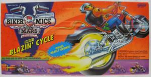 Blazin' Throttle Figure