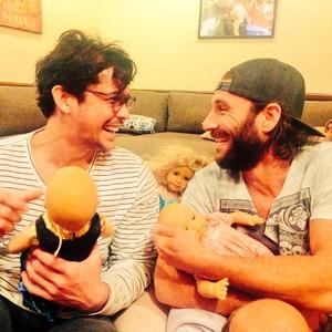 Bob and Zach
