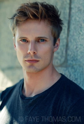 Bradley James Photshoot