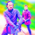 Bronn and Jaime - game-of-thrones fan art