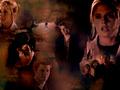 Buffy/Angel Wallpaper - Amends - bangel fan art
