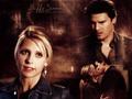 Buffy/Angel Wallpaper - Chosen - bangel fan art