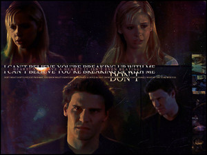 Buffy/Angel wallpaper - The Prom