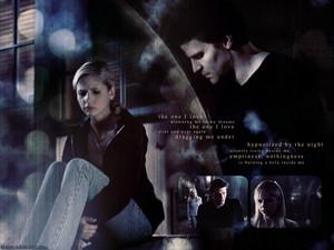 Buffy/Angel fond d'écran